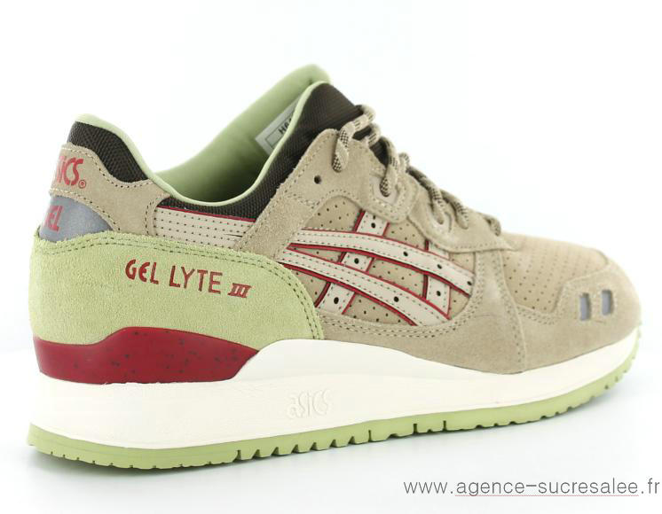chaussures homme asics ville